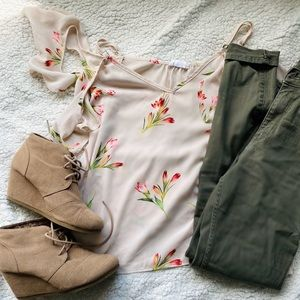 Go With the Flowy Blouse